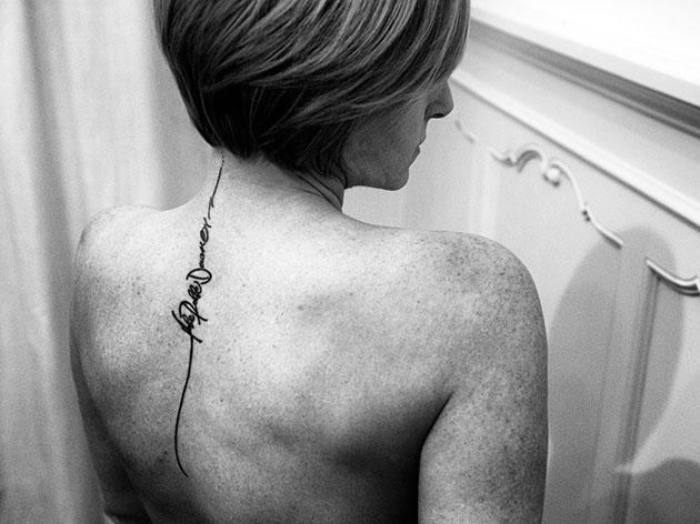 calligraphie tatouage paris calligraphe parisien photos. Black Bedroom Furniture Sets. Home Design Ideas